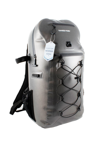Yankee Fork 40L Submersible Waterproof Backpack Protect All Your Valuable Equipment- Embrace Wet Weather #3001
