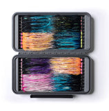 Plan D Pack Articulated Plus Fly, Streamer, Salt Water Fly, Salmon Fly, Fishing Lure Tackle Box PLUS w/ FREE Black Zinger