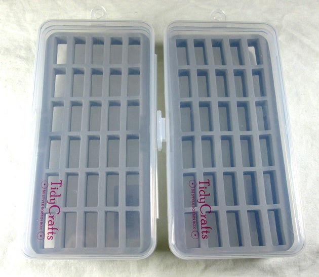 Tidy Crafts M Style Bobbin Boxes-Set of Two Item 1460M