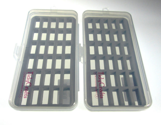 M Style Bobbin Boxes-Set of Two