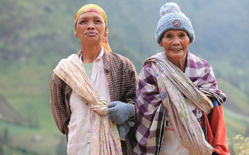 The Tengger Tribe and Mount Bromo
