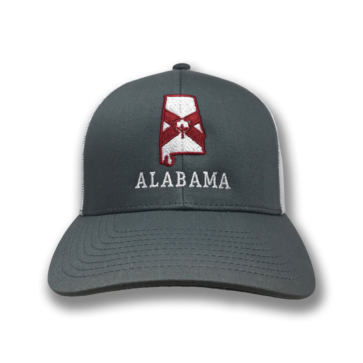 Old State Pride Hats Alabama - Alabama Trucker Hats
