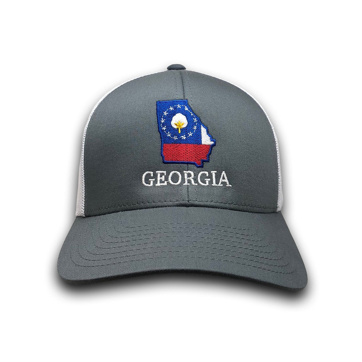 642df2d32d2 Georgia - Georgia Trucker Hats