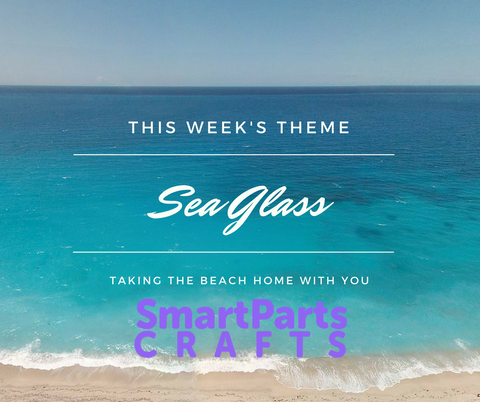 beach glass smart parts crafts