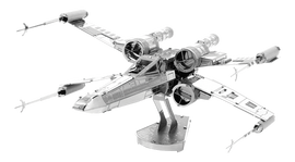 Metal Earth X-Wing Starfighter Model Kit, Star Wars, kit0329