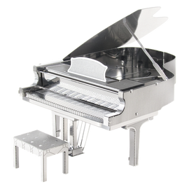 Metal Earth Grand Piano Model Kit, kit0323