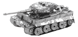 Metal Earth Tiger 1 Tank Model Kit, kit0336