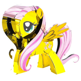 Metal Earth My Little Pony Model Kit, Fluttershy, kit0381