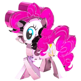 Metal Earth My Little Pony Model Kit, Pinkie Pie, kit0380