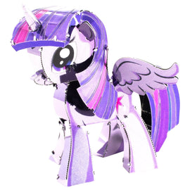 Metal Earth Twilight Sparkle Model Kit, My Little Pony, kit0377