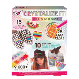 Crystalize It Accessory Design Kit, kit0256