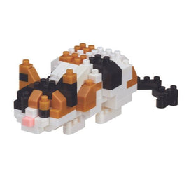 Calico Cat Nanoblock Set, NBC265 nan0008