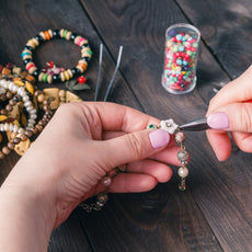 Beginner Jewelry Making, Saturday 3/14/20, 10am-1pm Class 148