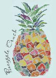 Diamond Painting Kit, Pineapple Crush, Diamond Dotz Facet Bling Wall Art kit0244
