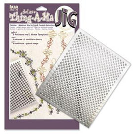 Thing A Ma Jig Deluxe Kit for wire designs, tol0982