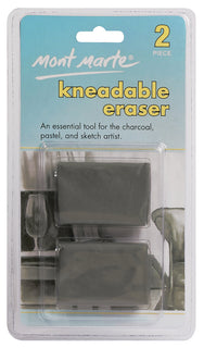 Kneadable Erasers 2 pcs, pen0009