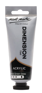 Acrylic Dimension Paint, Hookers Green Deep, 75ml, pnt0144