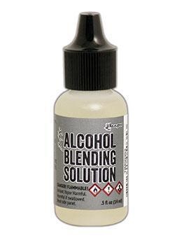 Alcohol Ink Blending Solution 1/2oz, Tim Holtz, pnt0091