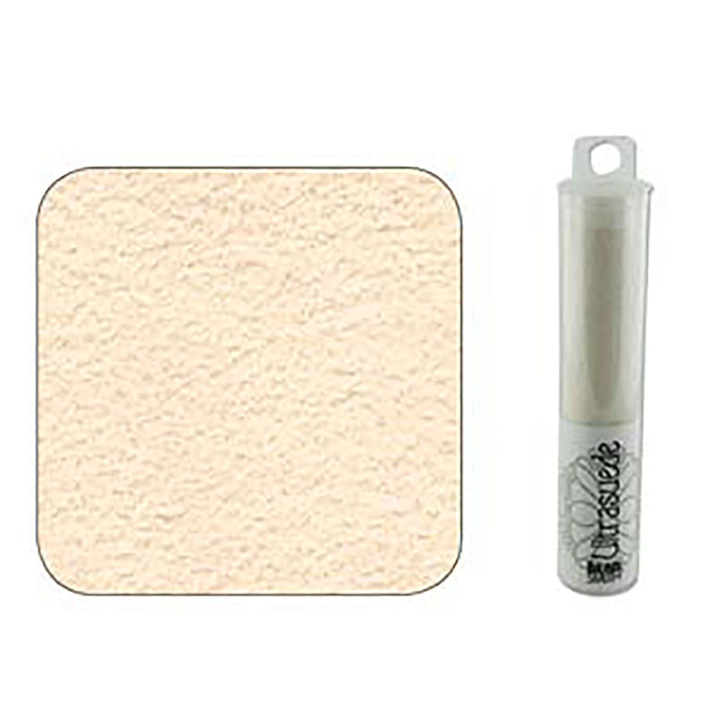 "Ultrasuede Country Cream Beige 8.5"" x 4.25"" Tube, USD0028"