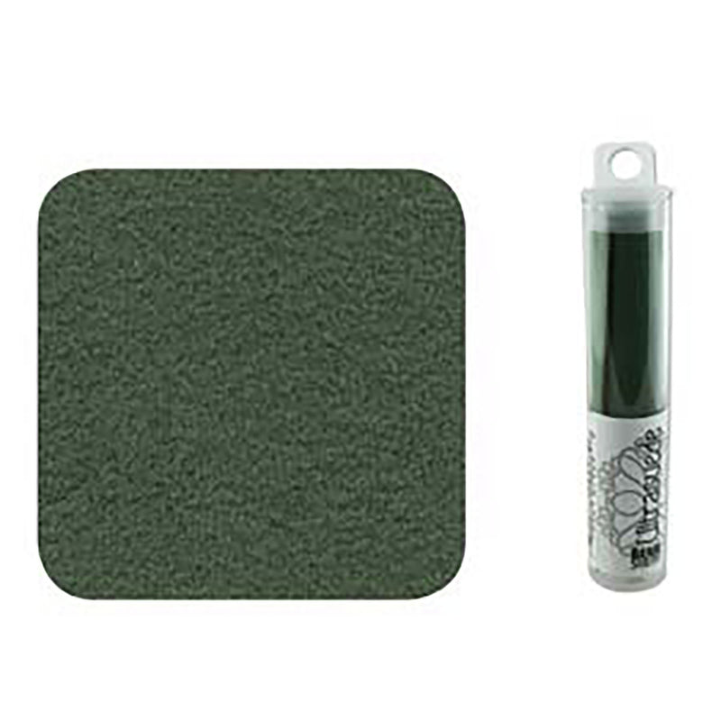 "Ultrasuede Topiary Green 8.5"" x 4.25"" Tube, USD0008"