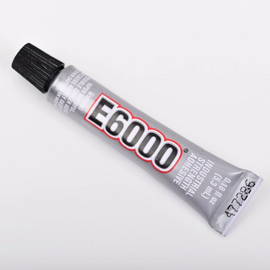 E6000 Glue Adhesive, 0.18 oz, 5.3ml