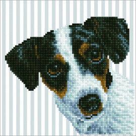 Diamond Painting Kit Terrier Dog Me Diamond Dotz kit0468
