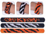 Diamond Dotz BRACELETS ANIMAL PRINTS Rhinestone Facet Painting Kit, Set of 3, kit0211