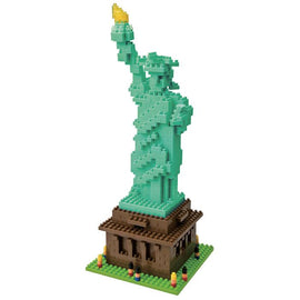 Statue of Liberty Nanoblock Building Block Kit NAN0001