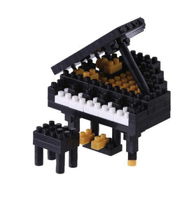 Grand Piano Nanoblock Set, NBC146 nan0010