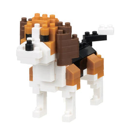 beagle dog nanoblock kit