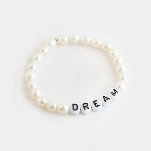 11:11 No Worries Bracelet - Pearl