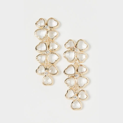 Bouton d'or Earrings