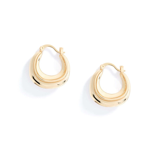 Mercury HoopEarrings Jewelry