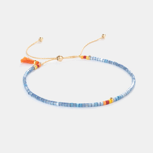 Sam Bracelet - Denim