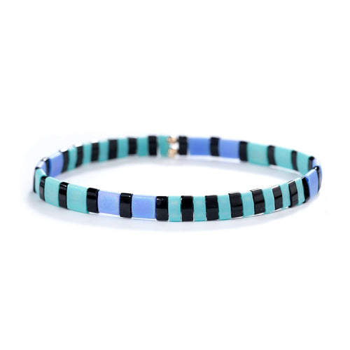 Tilu Bracelet - Shades of BlueBracelets Jewelry