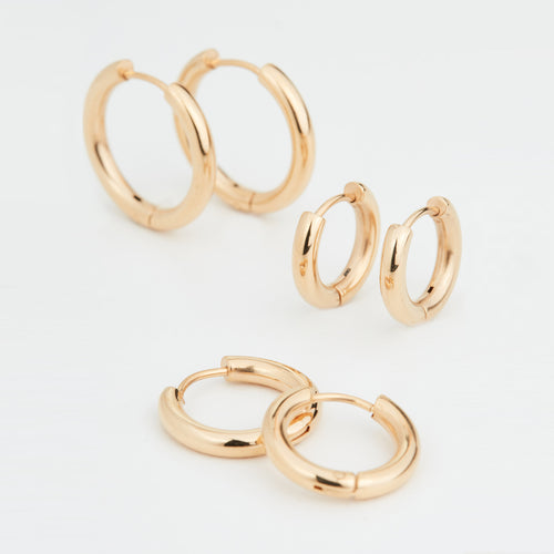 Triplès Hoops Set