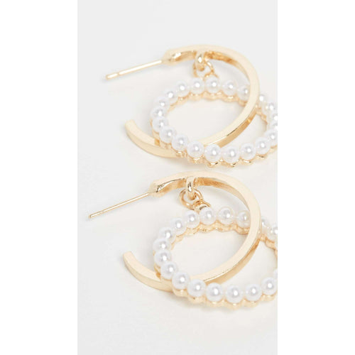 Coco Hoop EarringsEarrings Jewelry