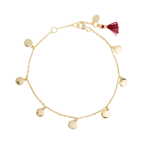 Disc Multi BraceletBracelets Jewelry