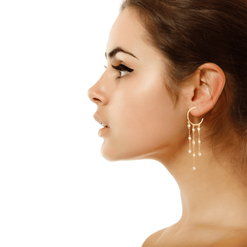 White Dove EarringEarrings Jewelry