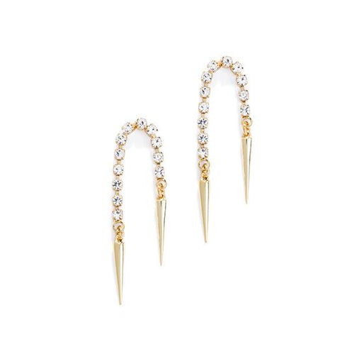 Electric Dagger Earring
