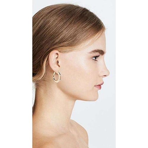 Gianna HoopEarrings Jewelry