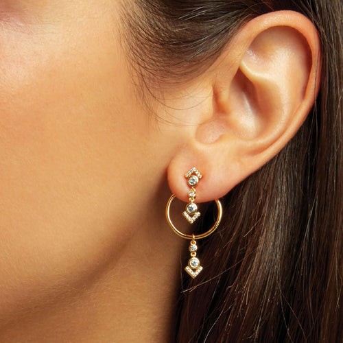 Khaleesi EarringEarrings Jewelry