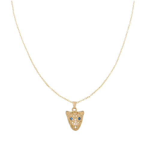 Panther NecklaceNecklaces Jewelry