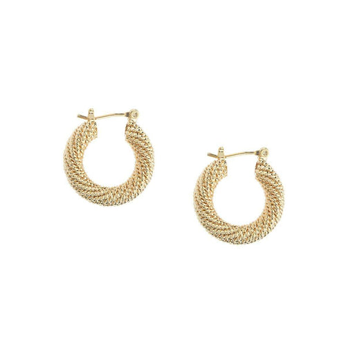 Shantal HoopEarrings Jewelry