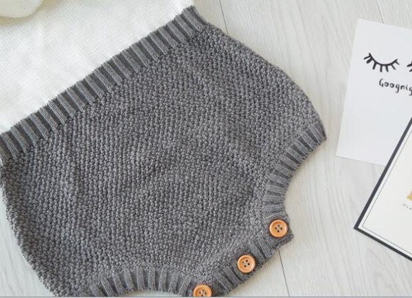1a8ef1b74 Classic Knitted Baby Romper – Kahlily.com