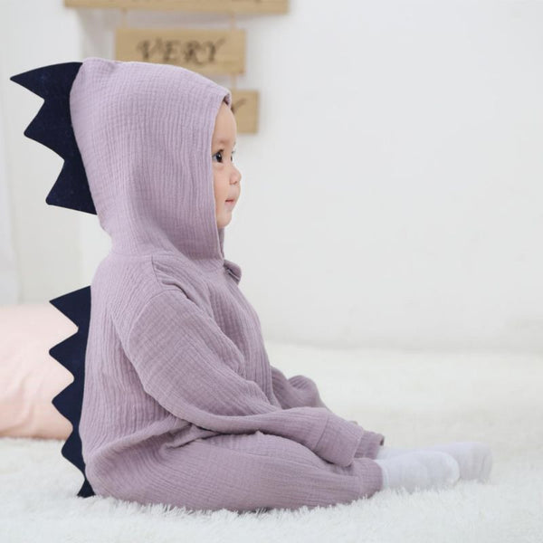 Cute Baby Clothes - Dinosaur Romper