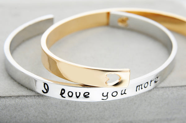 I Love You More Bangles
