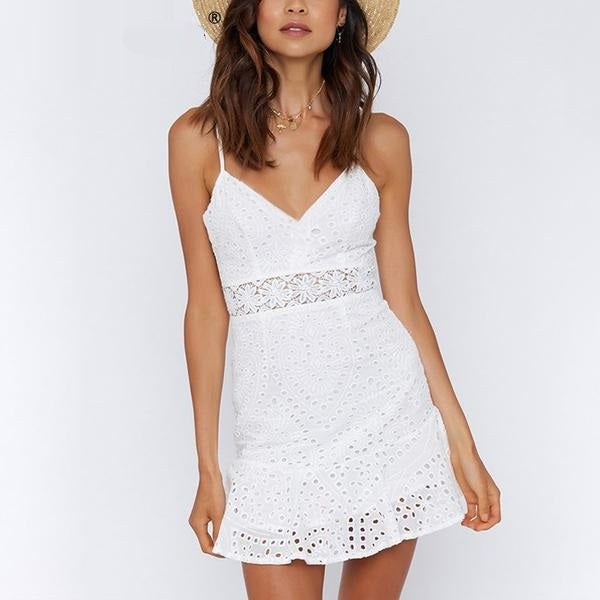 Summer Style Lace Dress