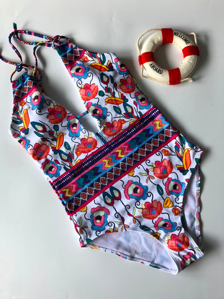 Tobago Floral One-Piece Swimsuit