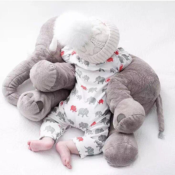 baby elephant pillow. Black Bedroom Furniture Sets. Home Design Ideas